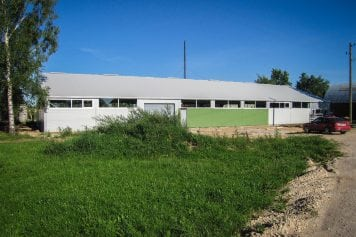 Ražošanas ēka Siguldā