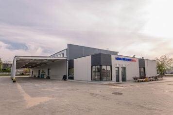Elme Messer Gaas Tehnisko gāzu pildīšanas stacijas komplekss