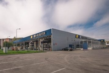 Tirdzniecības Centrs K-Rauta