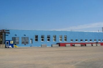 Ražošanas ēka Liepājā