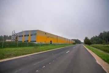 Wellman Latvia noliktavas un biroju ēka