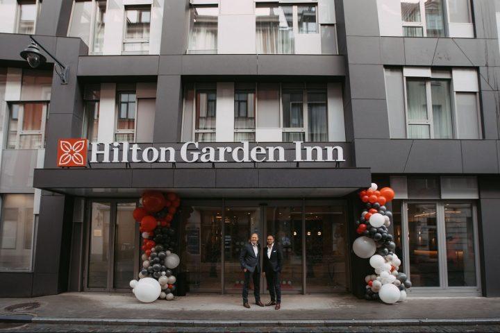 """18.septembrī atklāta """"Hilton Garden Inn Riga Old Town"""" – pirmā """"Hilton"""" zīmola viesnīca Rīgā"""